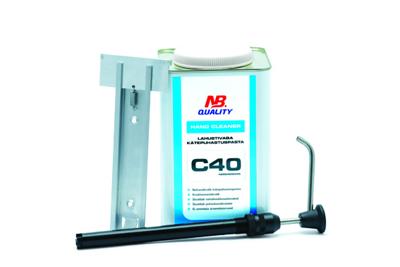 Hand Cleaner 4,5L C40 - lahustivaba kätepuhastuspasta:(7003499)