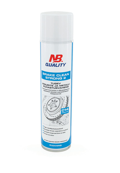 Brake Clean Strong 2 C14 600ml - väga tugev puhastusv.:(7001299)