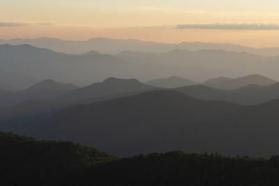 """Cowee Mountain Overlook"""