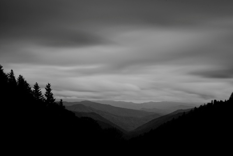 """Oconaluftee Valley"""