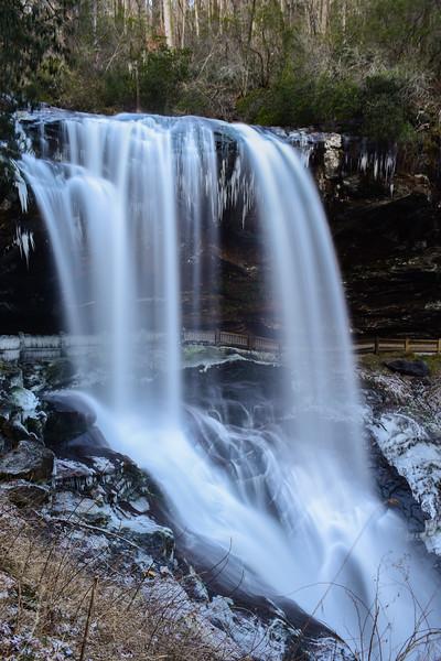 """Ice At Dry Falls"""
