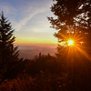 """Mount Mitchell Sunrise"""
