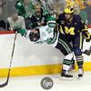NCAA Hockey 2011-Apr-7 - Frozen Four Finals University of Michigan versus University of North Dakota Fighting Sioux