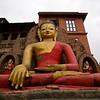 KATHMANDU. SWAYAMBUNATH. BUDDHA.