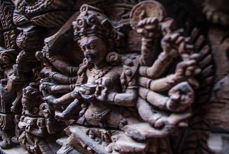 KATHMANDU. KUMARI BAHAL.