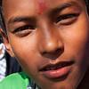 NEPALESE BOY [2]. GORKHA. NEPAL.