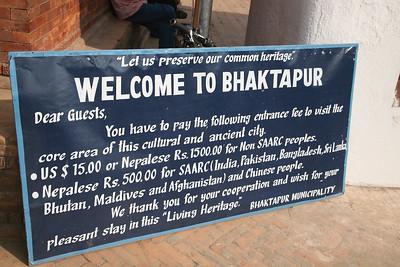 NEPAL:Bactapur
