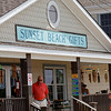 Gift shop...Cape May Lighthouse beach, Cape May, NJ