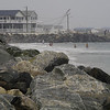 IMG#0441<br /> Overcast, gloomy Friday in North Wildwood, NJ-2009