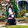 <center>IMG#5489  Halloween Display...Woodstown, NJ 2012 <center>