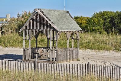 Wildwood beach, New Jersey-Sept 07, 2013