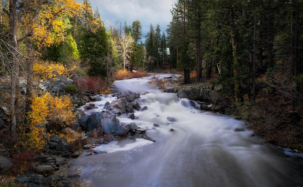 Rushin' River Autumn