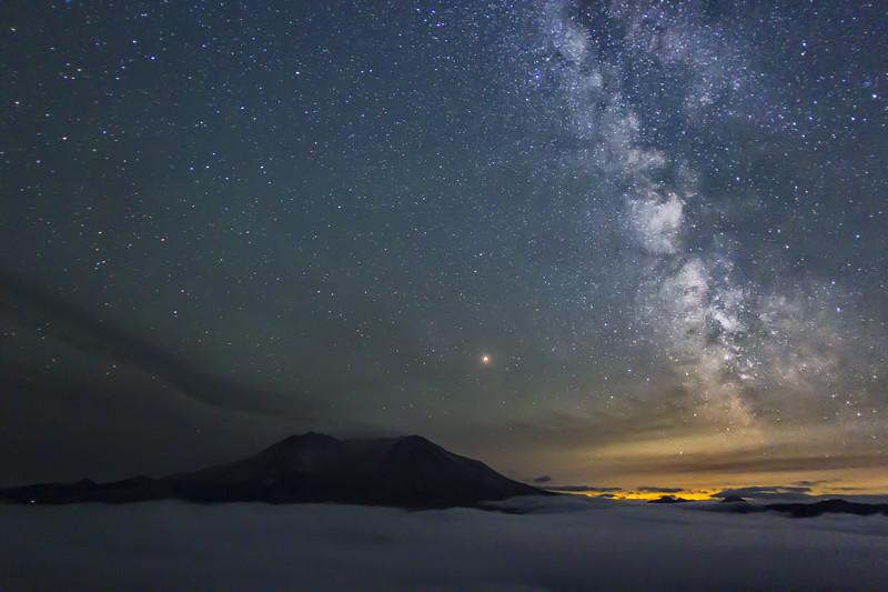 Mt Saint Helens, WA