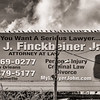 John J. Finckbeiner, endorsed by pigeons worldwide