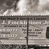 John J. Finckbeiner, endorsed by pigeons worldwide