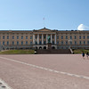 OSLO. THE ROYAL PALACE. [DET KONGELIGE SLOT]