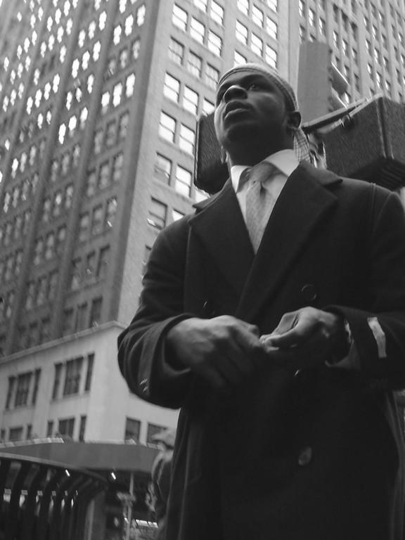 Seeking in New York City