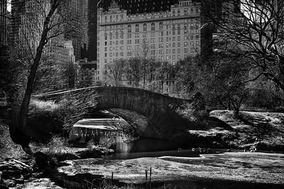 Gapstow Bridge, Central Park NYC.