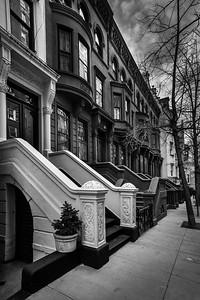 Brownstones NYC