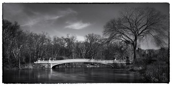 Bow Bridge Central Park NYC