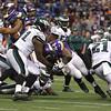 Philadelphia Eagles at Minnesota Vikings NFL football at Mall of America Metrodome in Minneapolis, Minnesota