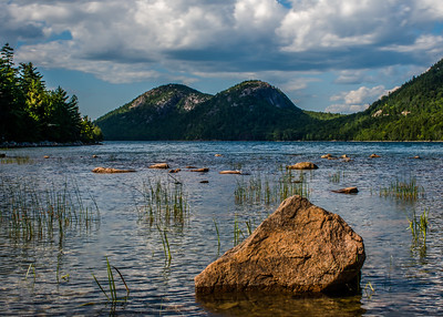 The Bubbles - Jordan Pond