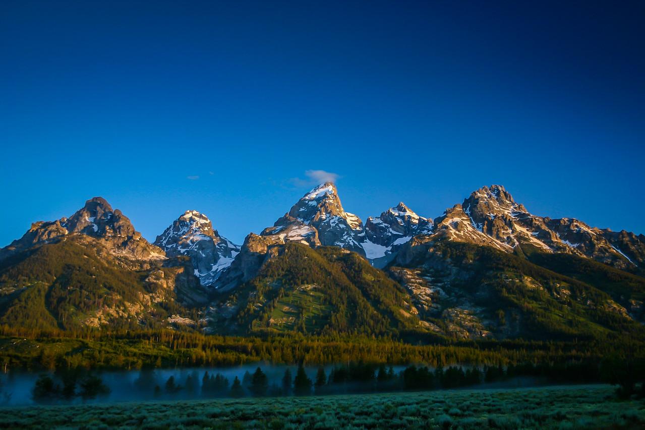 Grand Tetons National Park- Jackson, WY