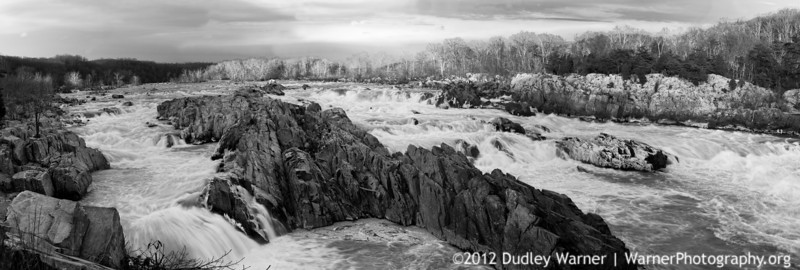 Great Falls VA - Winter Day