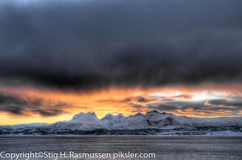 Sunset Norway