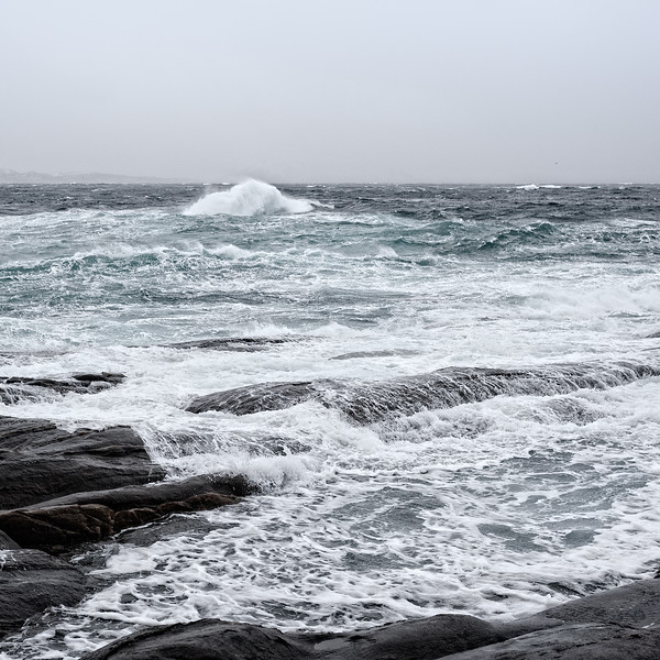 Uvær Saltenfjorden februar 2015