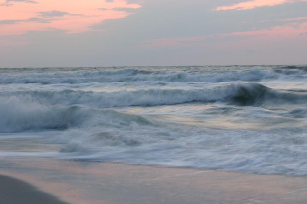 Carolina beach at Sunrise