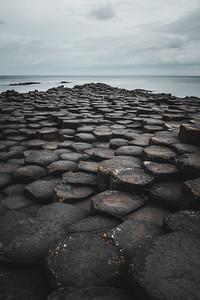 Giant's Causeway, Irlande