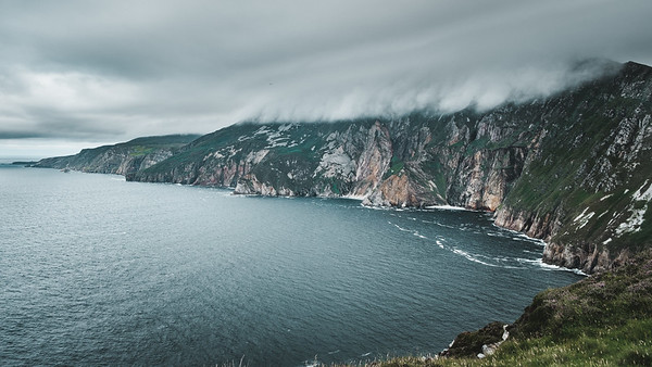 Slieve League, Irlande