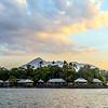 Nicaragua Lake Sunset