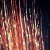 Abstract Fireworks :