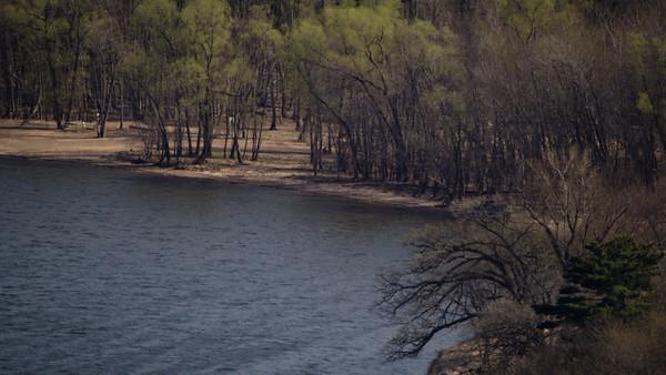Frontenac State Park, Mississippi River, Minnesota