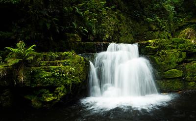 Lower McLean Falls, Catlins