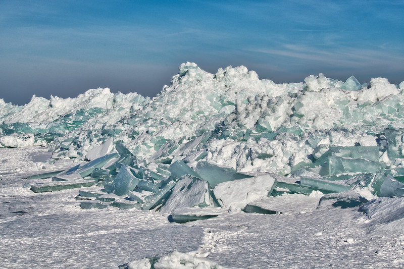 Ice Mountains and more