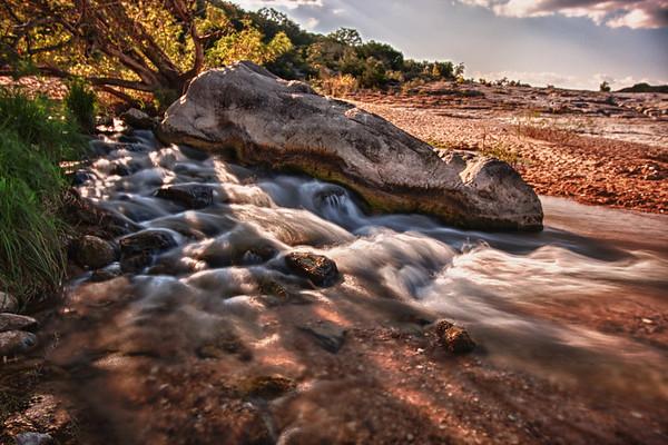 Pedernales Falls Texas