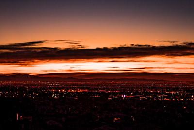 Phoenix pre-dawn