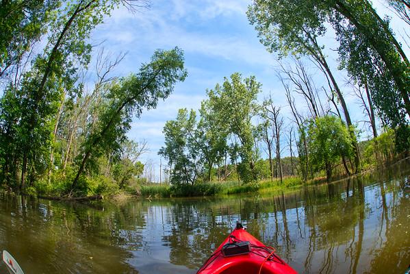 Old Woman's Creek