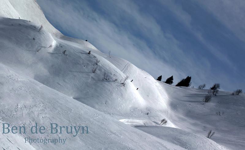 Sanoen winter snow 1