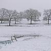 Geneve winter snow view 3