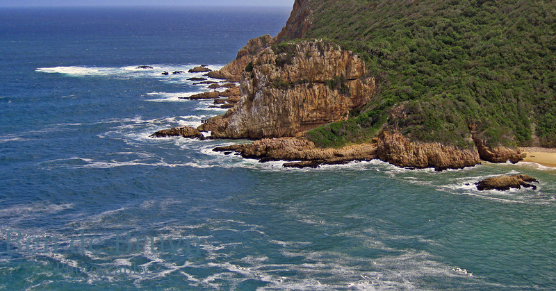 Jan 2010 South Africa Knysna heads view 3