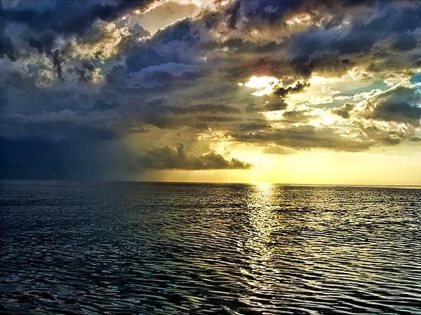 Taken on the water around Ocho Rios, Jamaica.