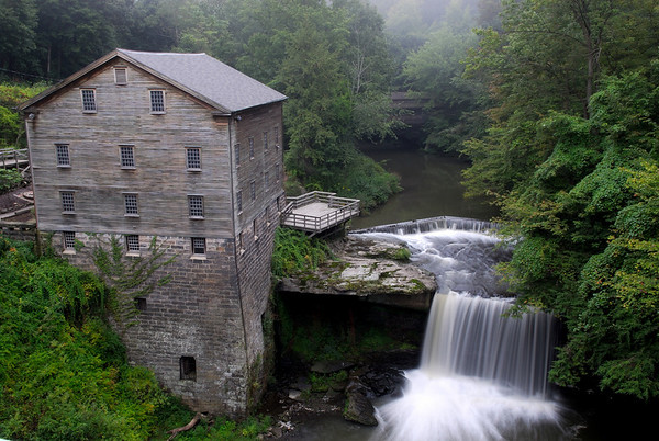 Lanterman's Mill - Mill Creek Metropark - Youngstown, Ohio