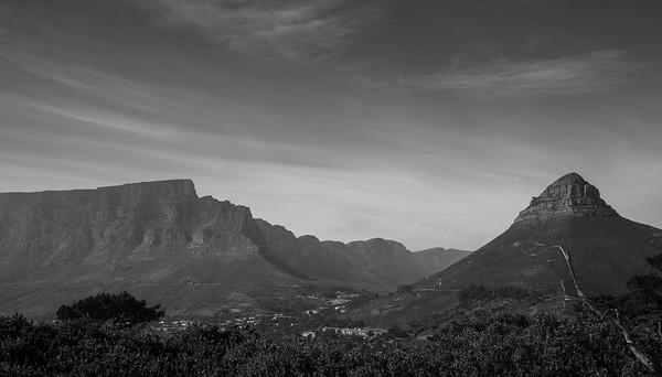 Lion's Head & Table Mountain