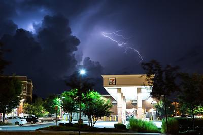 Electrical Storm over NoVA || Herndon, VA