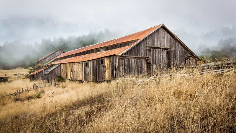 Fort Ross Barn