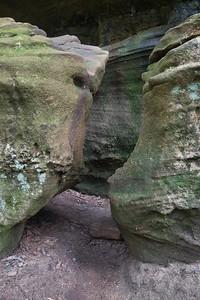 Old Mans Cave Rocks